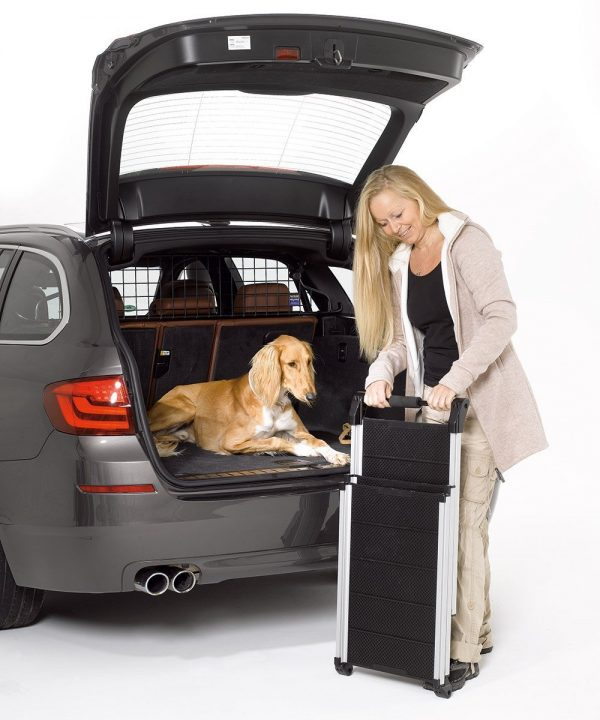 DogWalk³ XL - (3-piece Telescopic Dog Ramp)