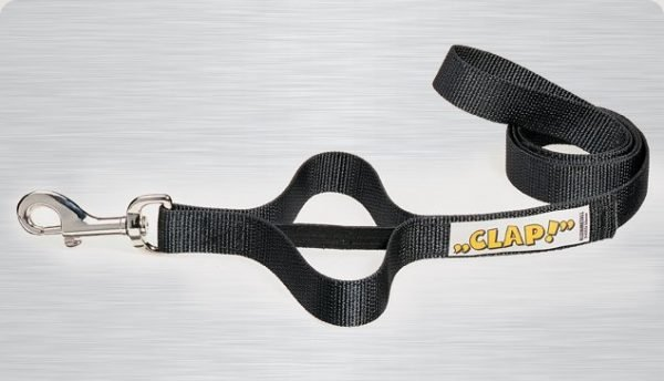 Clap Leash – A Quick, Easy and Pain Free Way to Train Dogs