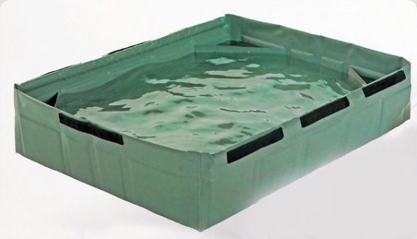Clever Tank Green Folding Tank for Dogs
