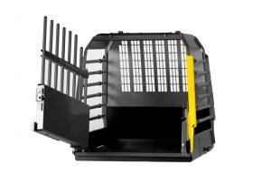 MIM Safe Variocage Single Extra Large Crash Tested Dog Cage