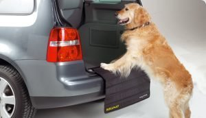 Roll Mat Portable Dog Mat For Cars