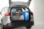 MIM Safe Variocage Crash Tested Dog Cage Single with Luggage
