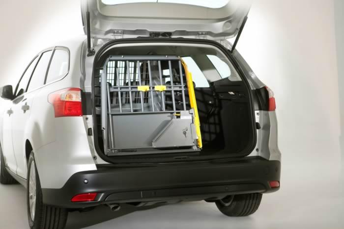 MIM Safe Variocage Single in Car